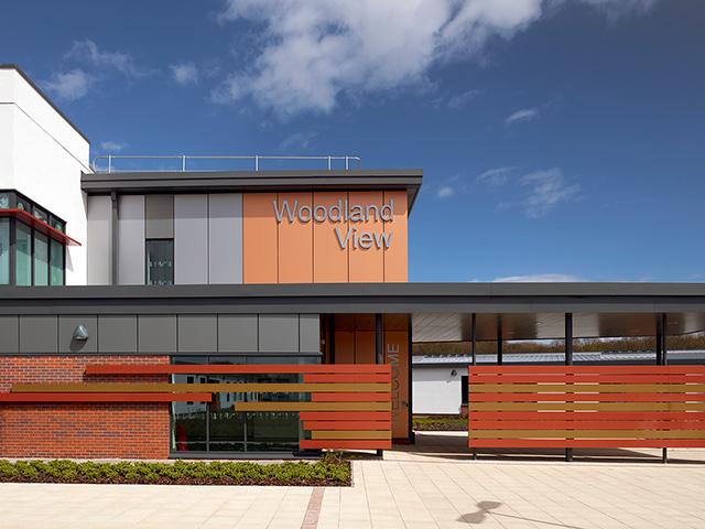 Ayrshire mental health facility