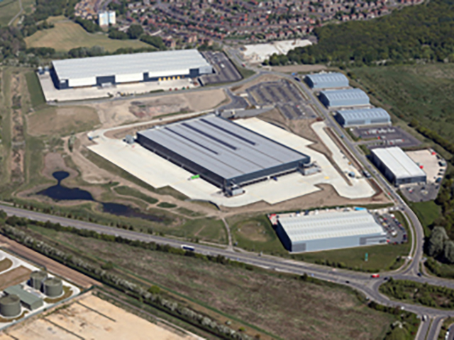 Logic Leeds Business Park
