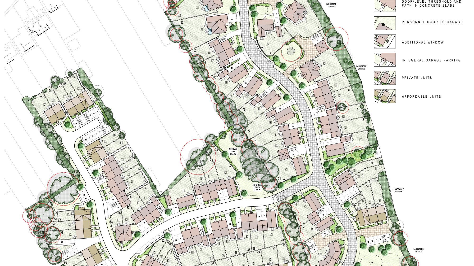 West End Greenfield Development